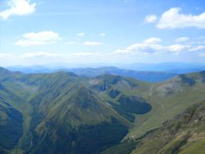Panorama dal Monte Priora