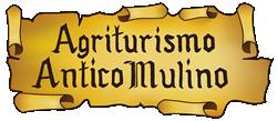 Agriturismo Antico Mulino dei Sibillini – Montefortino (FM) Logo