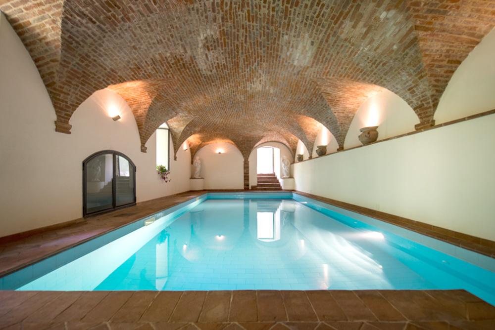 Agriturismo Antico Mulino Montefortino - Swimming Pool